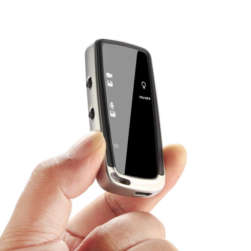OEM Máy ghi âm Đầu ghi hình DVR 480P đa chức năng giảm tiếng ồn thông minh có thể cắm thẻ nhớ ngoài