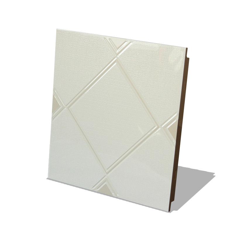 MEJE La phong trần nhà Tích hợp cung cấp trần và bán thành phẩm Quy trình in phủ cuộn 300 tấm nhôm s