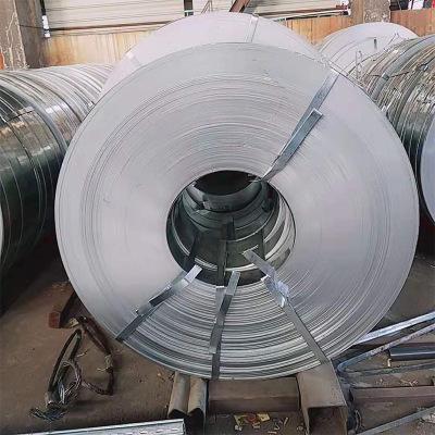 Tôn cuộn Nhà sản xuất thép mạ kẽm nhúng nóng Dải cán nóng 2.010 cuộn thép mạ kẽm