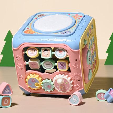 Đồ chơi giảng dạy trẻ em 6-12 tháng tuổi .