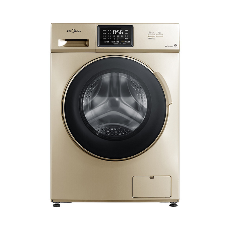 Midea Máy giặt / Midea MG100S31DG5 hộ gia đình 10 kg hoàn toàn tự động chuyển đổi tần số máy giặt tr
