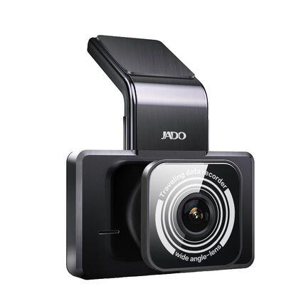 Camera ghi hình Jiedu gắn trên xe độ nét cao tầm nhìn ban đêm kép không dây
