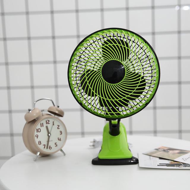 AISHANGNI Điện gia dụng mùa hè Mùa hè mini quạt điện nhà mini văn phòng máy tính để bàn fan hâm mộ n