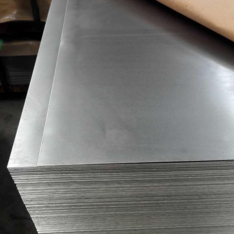 Cán nguội Bán buôn tấm thép nguội 0,4 ~ 3.0mm Tấm thép cán nguội DC01 Tấm cán nguội DC03 04 tấm cán