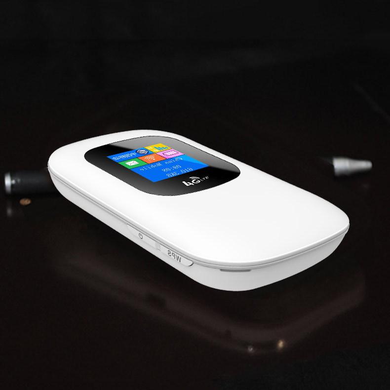 RENYI WiFi di động Bộ định tuyến không dây 4G 4G mifi xe hơi wifi không dây 4G di động internet hệ t