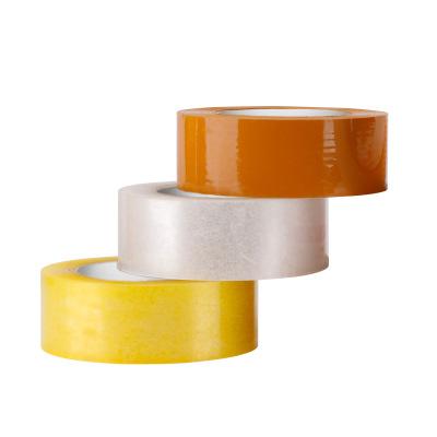 XMM Băng keo đóng thùng Niêm phong băng keo 4.5cm đóng gói nhanh đóng gói băng keo vàng băng đóng gó