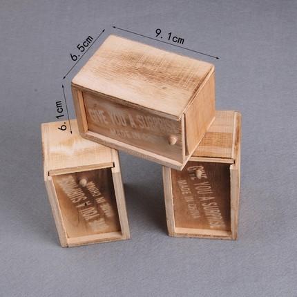 NERF  Đồ chơi khăm  Douyin Cùng một đoạn giật mình Đồ chơi rắc rối Hộp gỗ nhỏ đáng sợ Cả người chơi