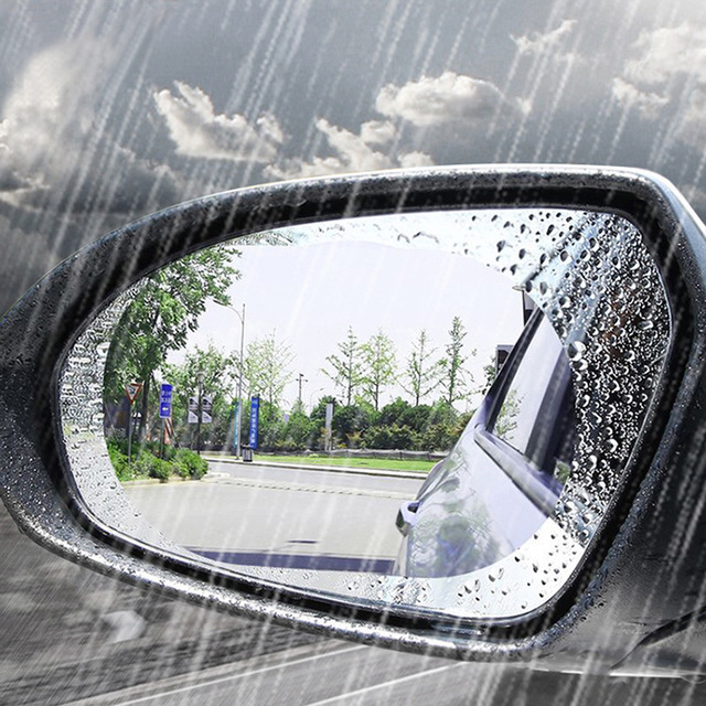 HAOMINGYUAN Màng chống nổ Phim chống thấm nước cho ô tô trong ngày mưa Phim chống nước cho xe ô tô G