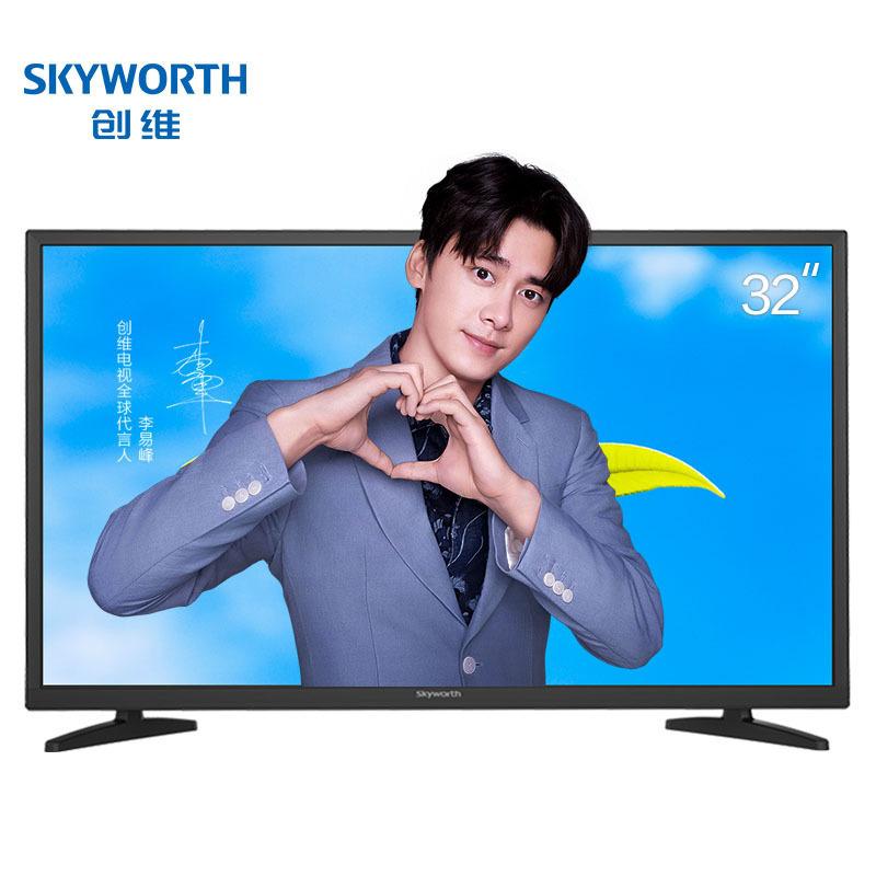 SKYWORTH Tivi LCD 32X3 TV LCD màn hình phẳng tiết kiệm năng lượng 32 inch độ phân giải cao