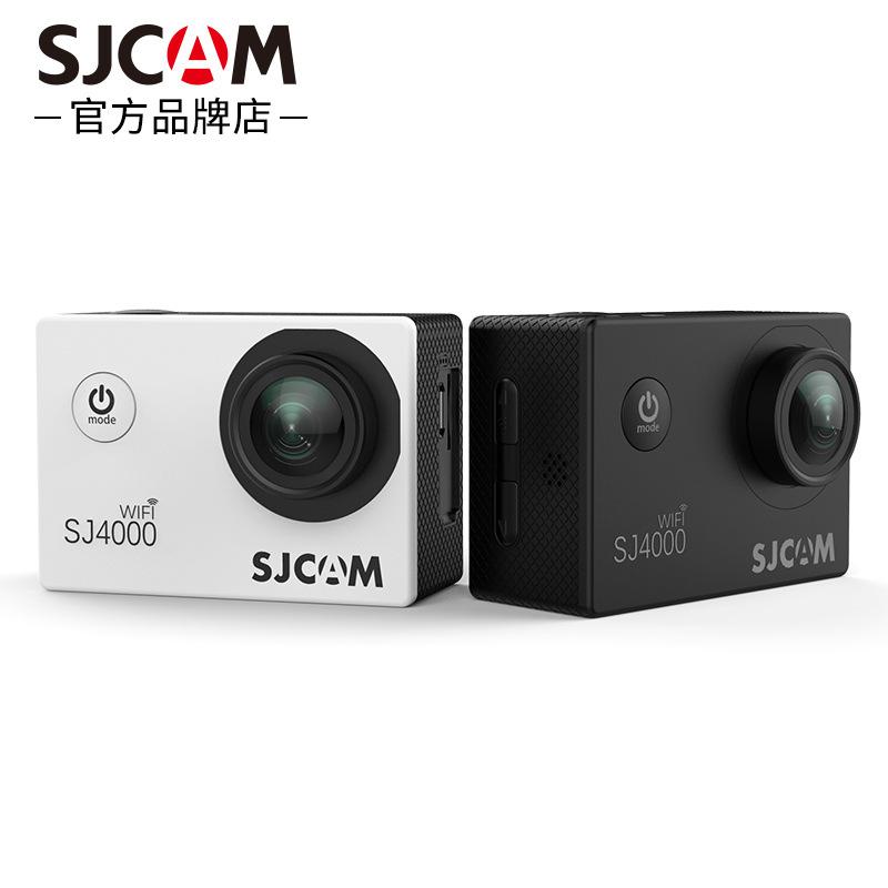 TEKCAM Máy ảnh kỹ thuật số Mô hình nổ kỹ thuật số xuyên biên giới Máy ảnh thể thao SJ4000WIFI ngoài