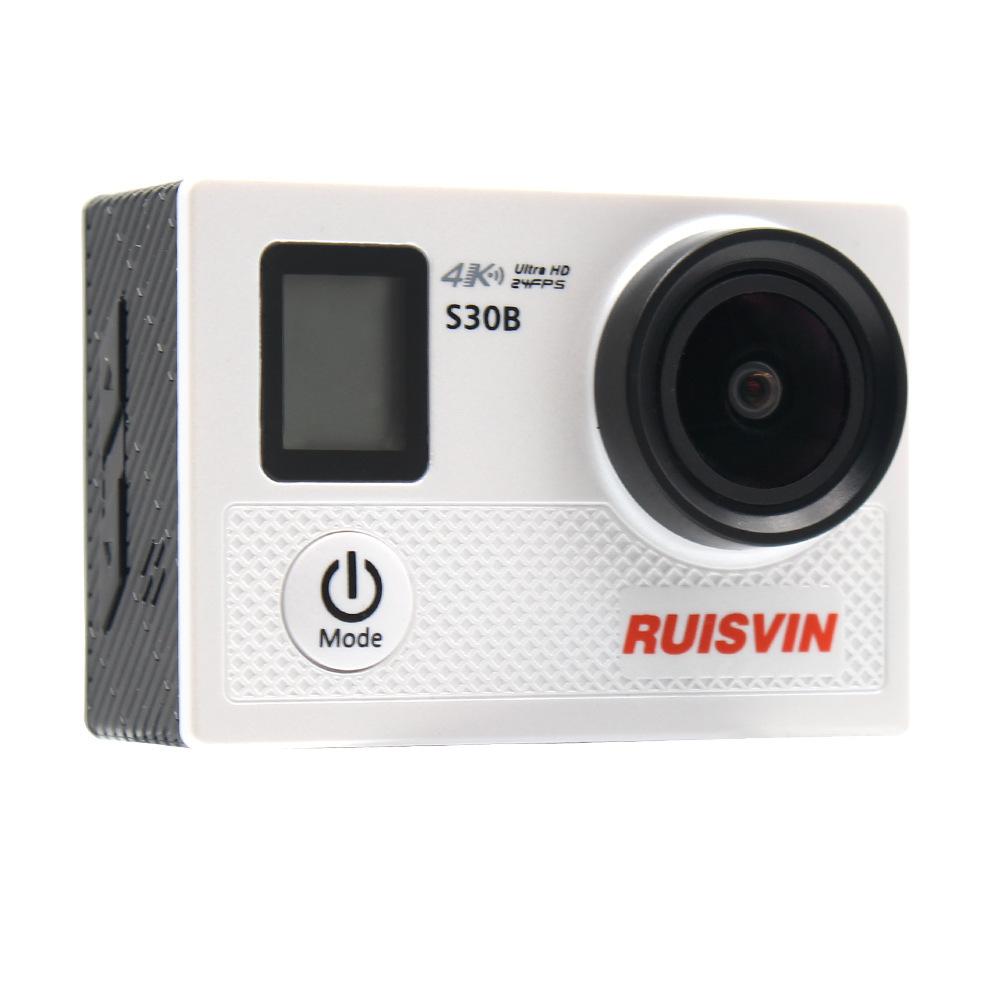 Máy ảnh kỹ thuật số Máy ảnh thể thao RUISVIN video chụp ảnh kỹ thuật số 4K HD DV camera mini Novatek