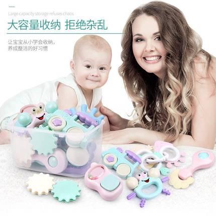 Đồ chơi trẻ sơ sinh 3-6-12 tháng tuổi có thể cho bé cắn .