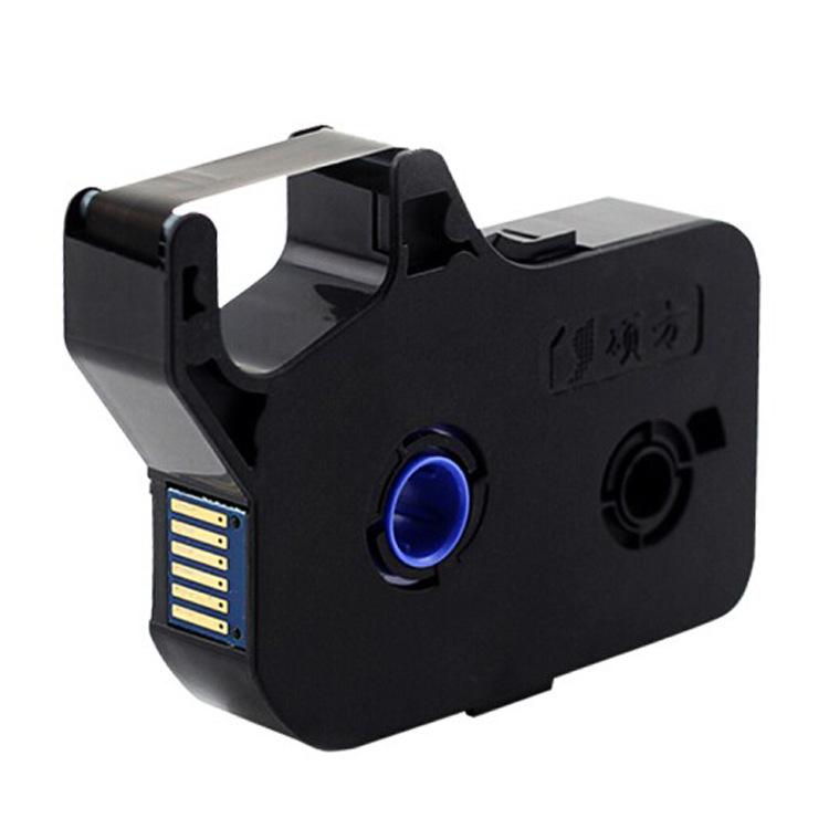 SHUOFANG Ruy băng Máy ruy băng số dòng Shuo Fang TP-R1002B máy số màu đen TP70 / 76/80/86 ruy băng c