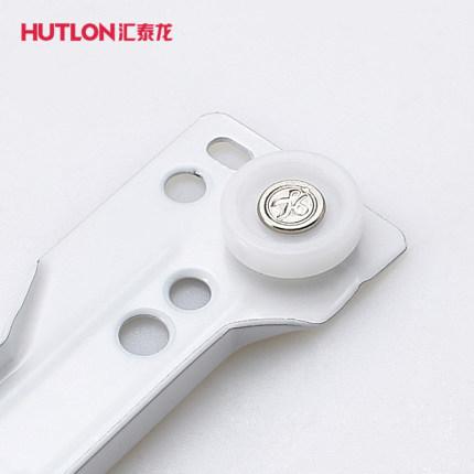 Hutlon Ray trượt  Huitailong ngăn kéo theo dõi hai phần tủ đường sắt theo dõi đường băng tủ trượt đư