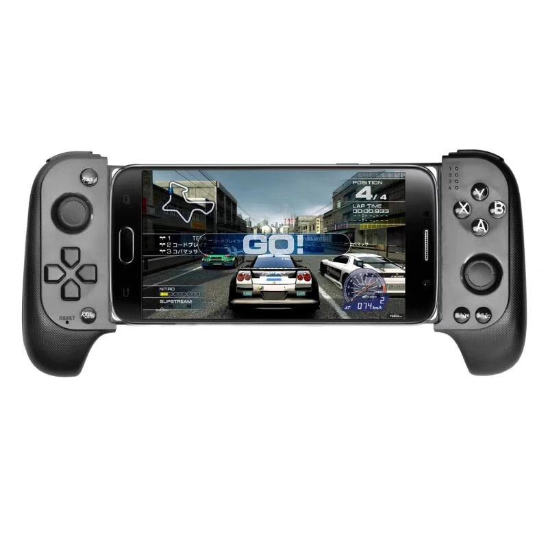 HONCAM Tay cầm chơi game SECEK không dây Trò chơi Bluetooth không dây Bluetooth xử lý STK-7007F Phiê