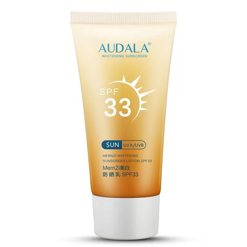 AUDALA chống nắng Kem chống nắng cách ly AUDALA dưỡng ẩm giữ ẩm cho sinh viên nam và nữ mặt chống mồ