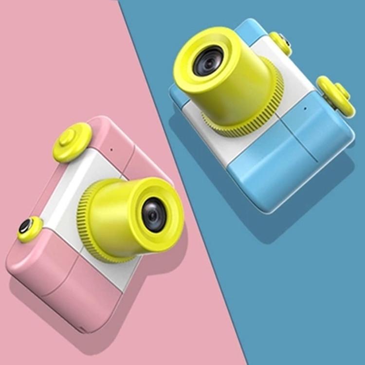 GIMON Máy ảnh kỹ thuật số Xuyên biên giới mới câu đố mới mini máy ảnh kỹ thuật số HD đồ chơi trẻ em