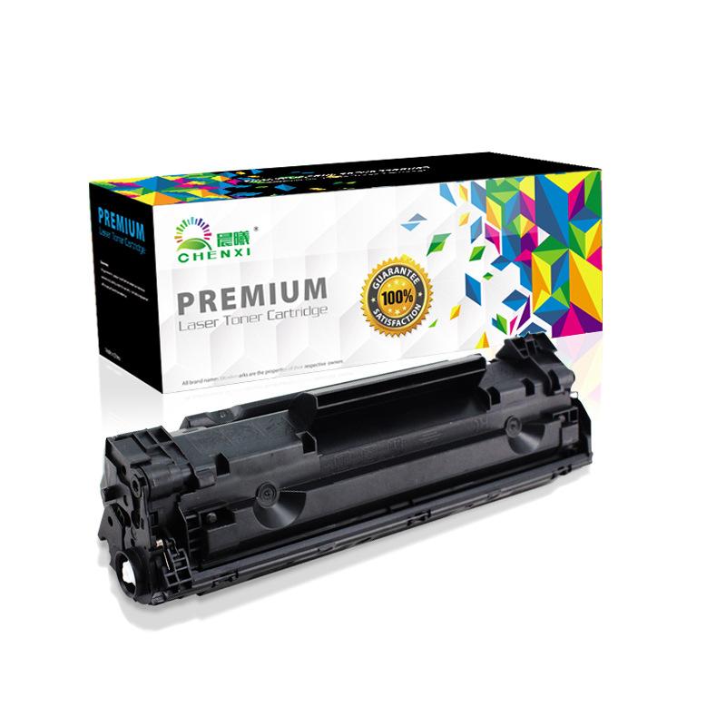 Chenxi Hộp mực than áp dụng hộp mực 388A, tương thích với máy in HP P1005 1007 m1136 hộp mực 88A