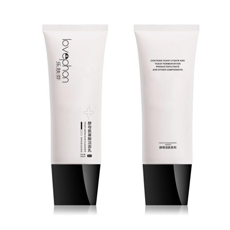 LOVEPHON Sữa rửa mặt Le Fufen Amino Acid Cleansing Sữa dành cho phụ nữ Làm sạch sâu lỗ chân lông Gen