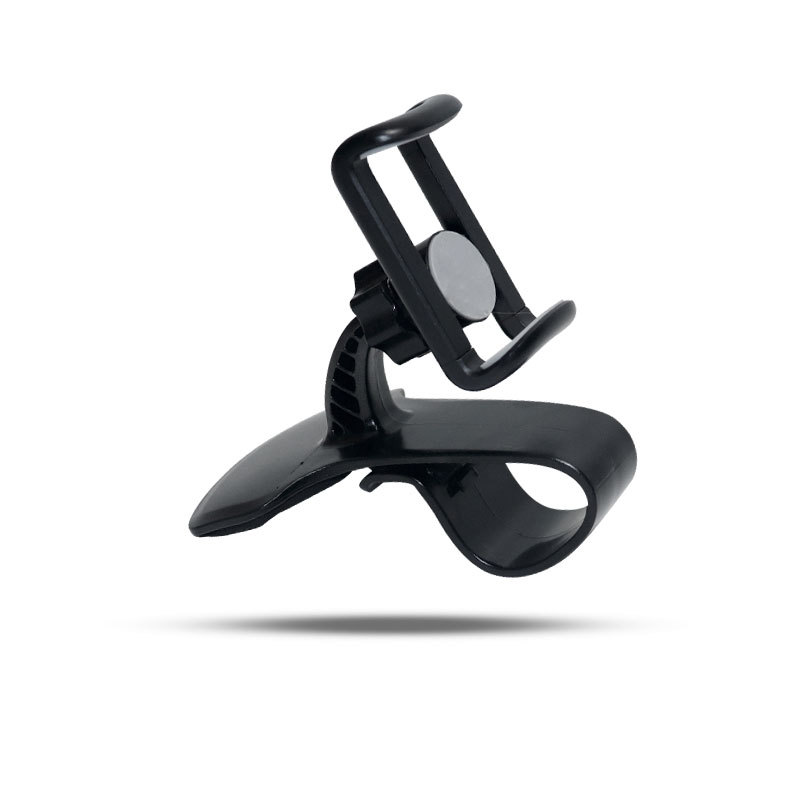DUPENG phụ kiện chống lưng điện thoại Bảng điều khiển mới xe giữ điện thoại hud snap-in xe clip điều