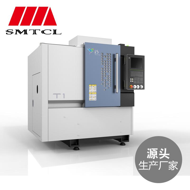 Máy công cụ i5T1.1 / 1622 Máy tiện CNC thông minh tốc độ cao Thẩm Dương máy công cụ phần cứng thiết
