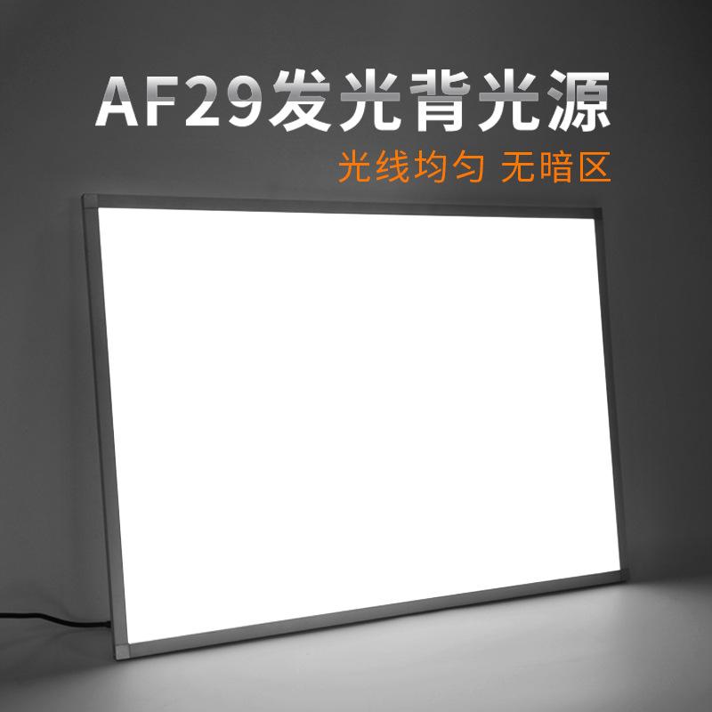 Edgelight Ánh sáng cạnh bán hàng trực tiếp tấm hướng dẫn ánh sáng acrylic bảng phát sáng ánh sáng LE