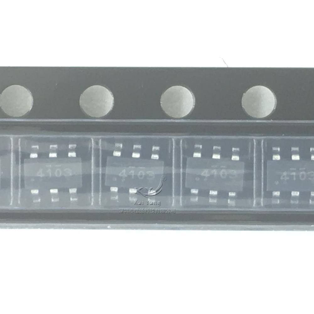 HUAXUNMEI Bộ chuyển nguồn IC IC điều khiển LED PT4103B23F SOT-23-6 chính hãng