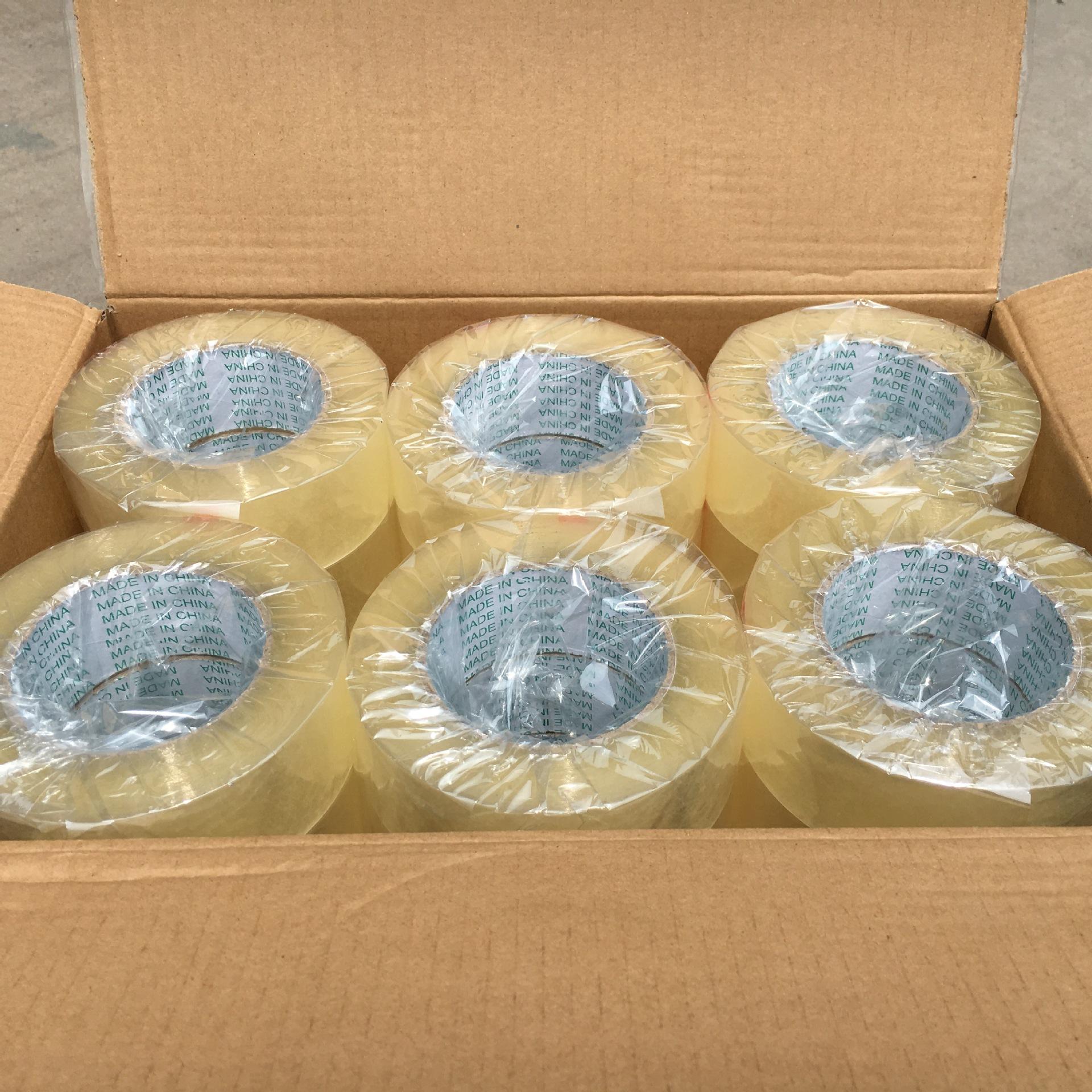 SUHENG Băng keo đóng thùng Băng keo Scotch khối lượng lớn bán buôn tùy chỉnh bao bì niêm phong băng