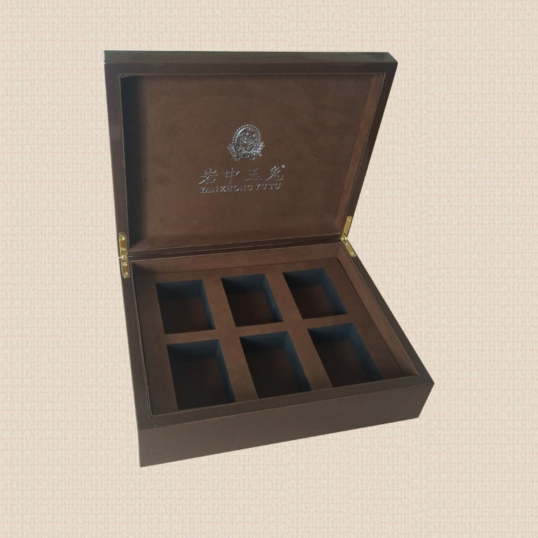 JISAN Hộp gỗ Nhà sản xuất trà cao cấp hộp gỗ tùy chỉnh hộp trà bằng gỗ hộp trà hộp quà tặng cao cấp