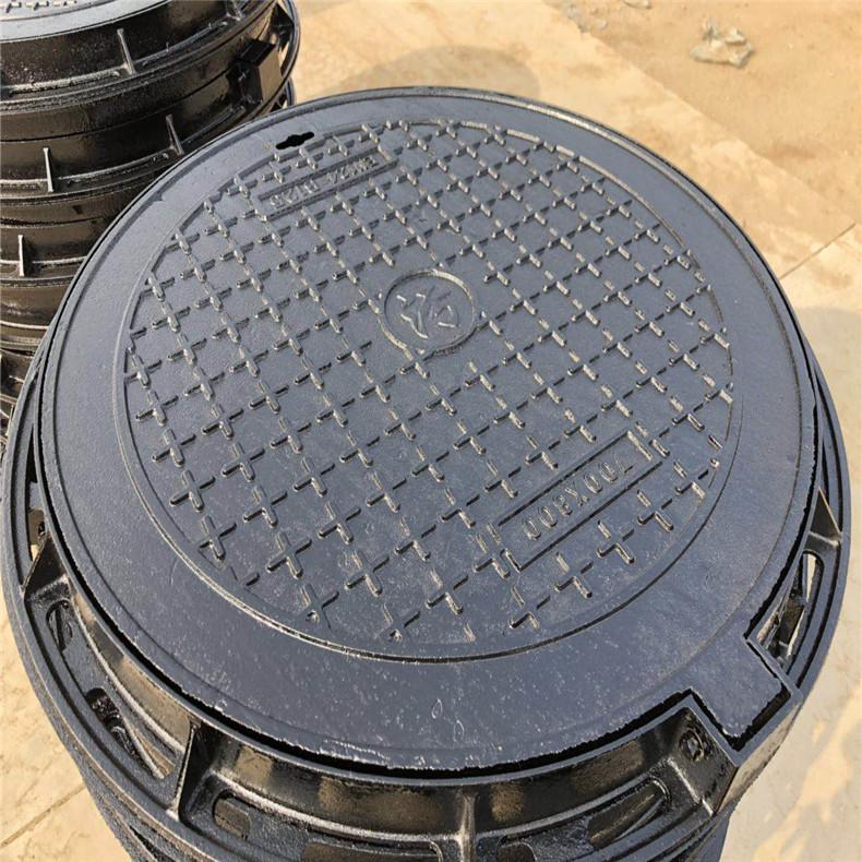 JIUPENG Nắp cống Nhà máy sản xuất nắp ống thông hơi trực tiếp Vỏ ống sắt dễ uốn 700 Kỹ thuật thành p