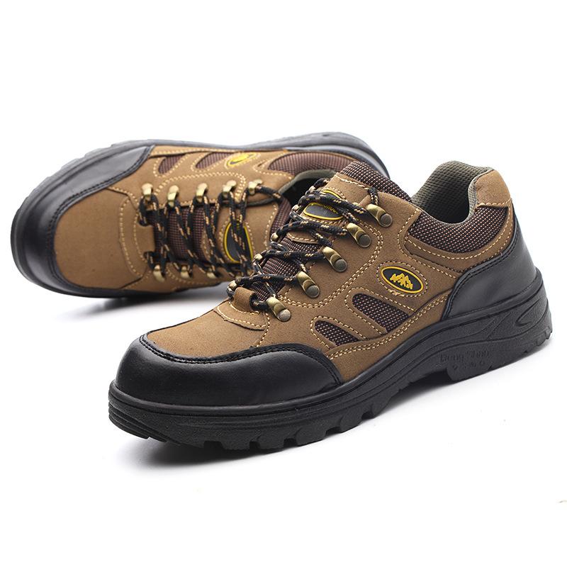 YUNADE Giày bảo hộ Xuyên biên giới dành riêng cho giày bảo hộ lao động nam và nữ leo núi bảo vệ giày