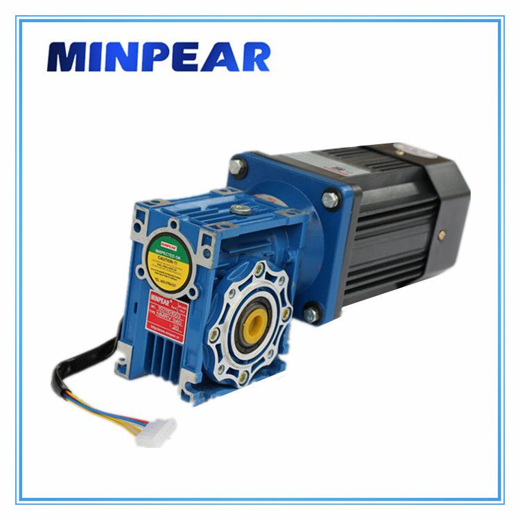 MINPEAR Máy giảm tốc Nhà máy trực tiếp bán bộ giảm tốc bánh răng NMRV NMRV040 với hộp răng động cơ n