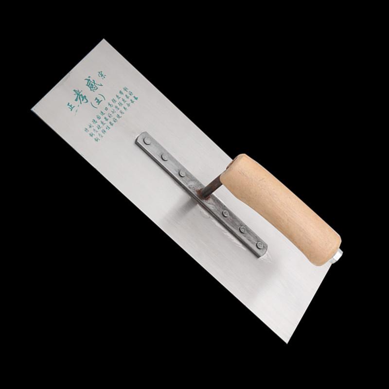 XIAOGAN Công cụ nghề mộc Nhà máy trực tiếp trowel trowel trowel thợ thủ công xây dựng công cụ trowel