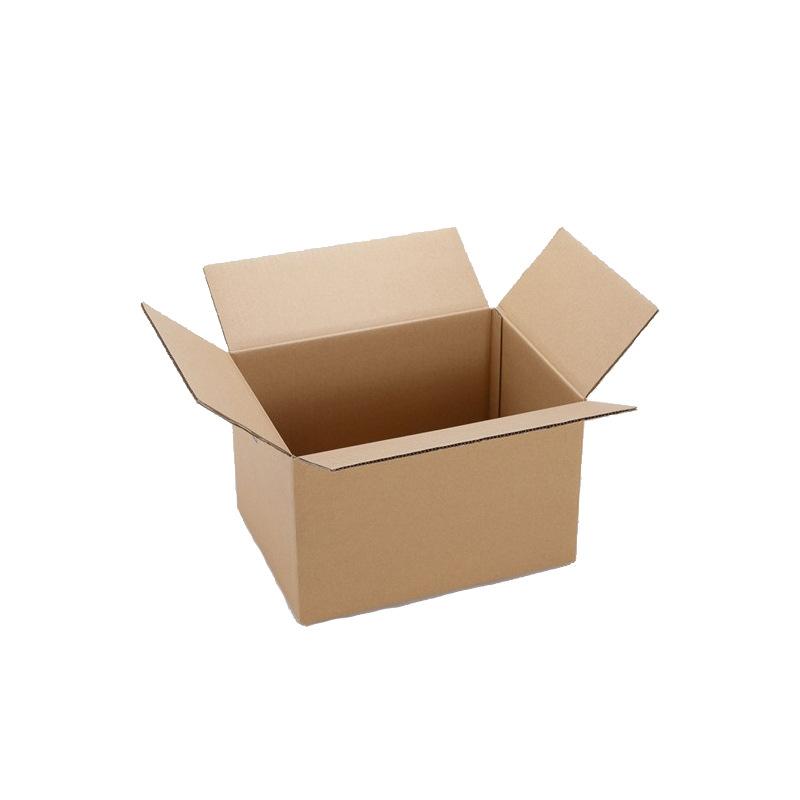 RIHONG Hộp giấy Thùng carton số 7 Hộp ba lớp Năm lớp đặc biệt KK Hộp chuyển phát nhanh Hộp đóng gói