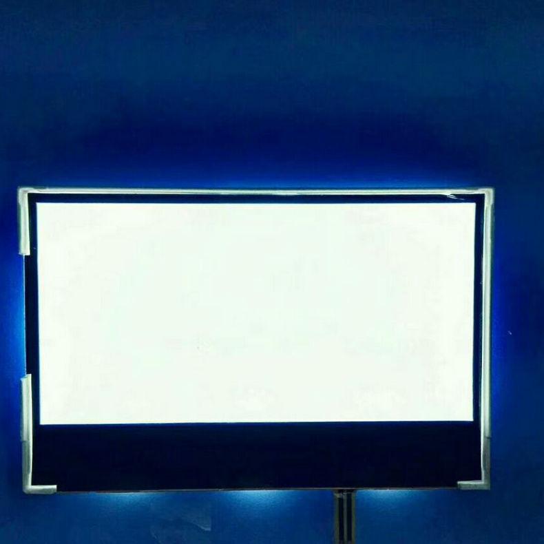 YONGJIEKE Tấm dẫn sáng led màn hình LCD điều hòa không khí tùy chỉnh đèn nền chết cắt ánh sáng hướng