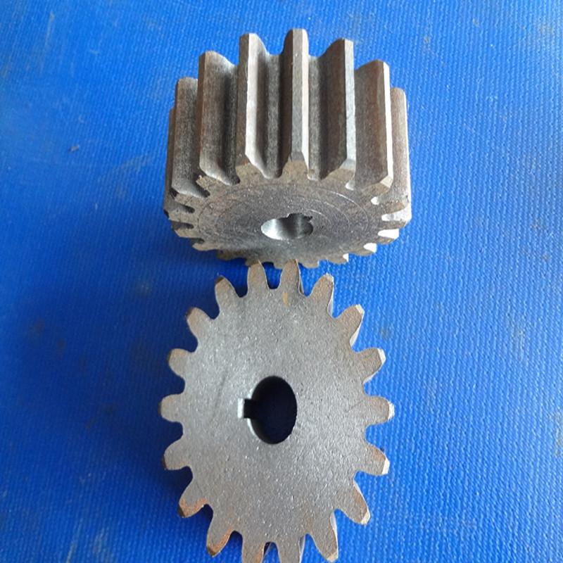 GONGXIAN Bánh răng gang 4 chế độ 18 răng Bánh răng cuộn dây Thiết bị đặc biệt dành cho thiết bị mạ đ