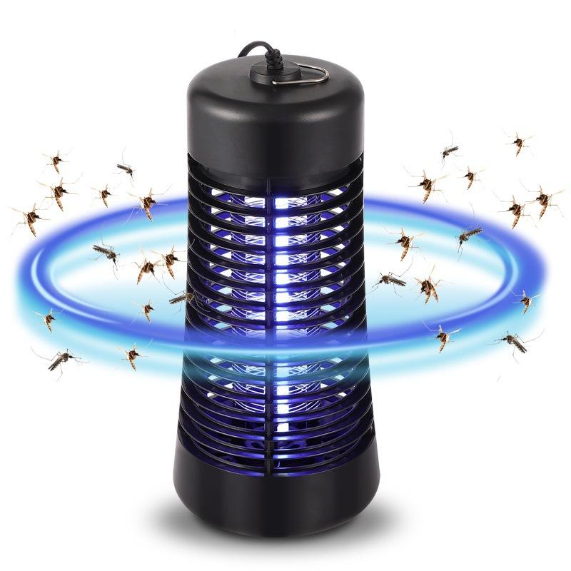 LINGTUO Đèn diệt muỗi mới Điện giật muỗi diệt muỗi Nhà máy bán hàng trực tiếp