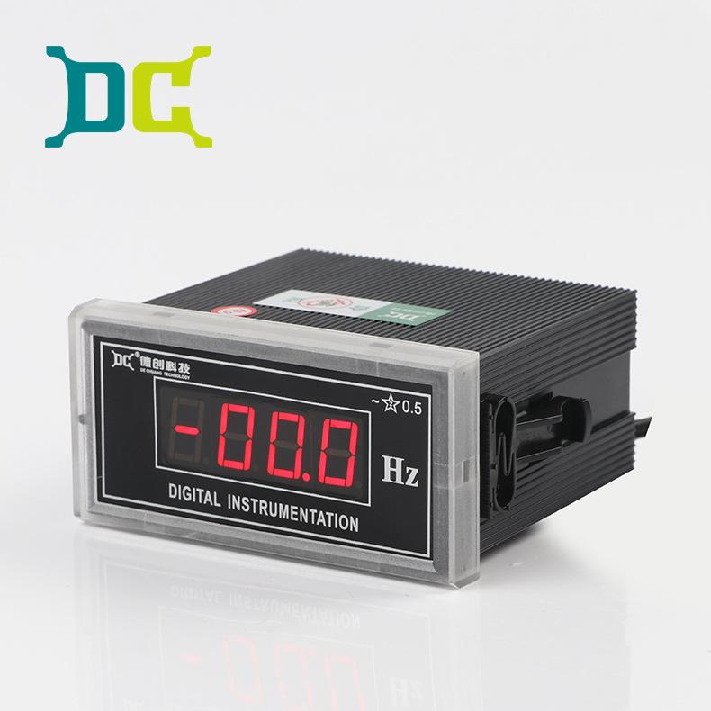 TIANHUI Đồng hồ đo điện Màn hình kỹ thuật số dụng cụ đo điện DCX96B-F hệ số kỹ thuật số hiển thị kỹ
