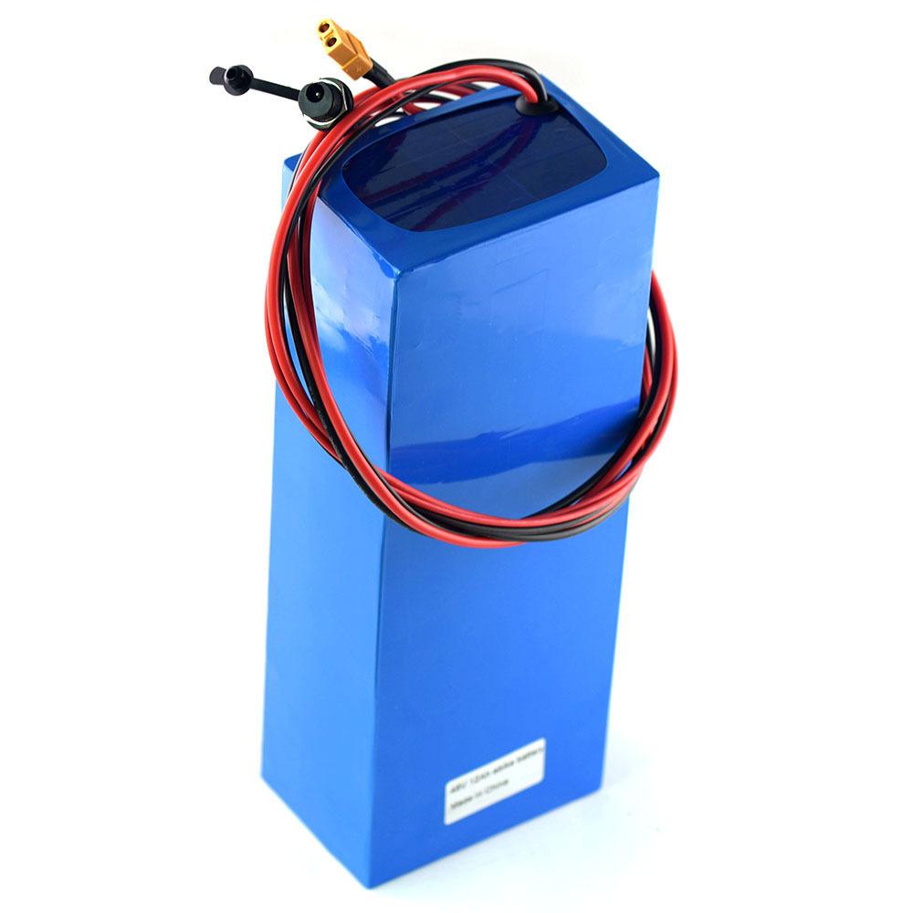 DELONGTE Nhà máy trực tiếp bán pin lưu trữ năng lượng pin 18650 pin sạc pin 48V pin xe đạp điện pin