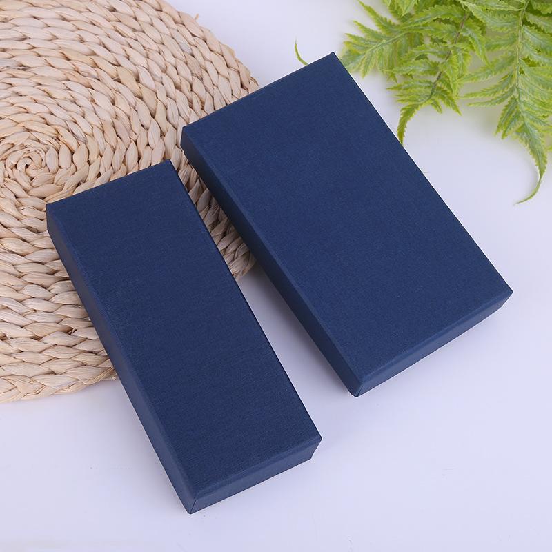 ZHONGMEI Hộp giấy Nhà máy tại chỗ bán hàng trực tiếp mới chất lượng cao 2 hộp đánh dấu hộp bao bì gi