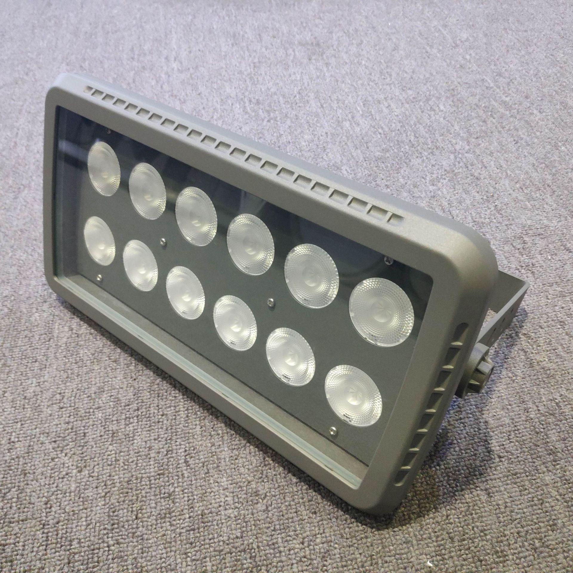 MANSUOLUO Vỏ chụp đèn chiếu điểm Đèn pha bao vây ngoài trời đèn pha kit ngoài trời đèn led bao vây d
