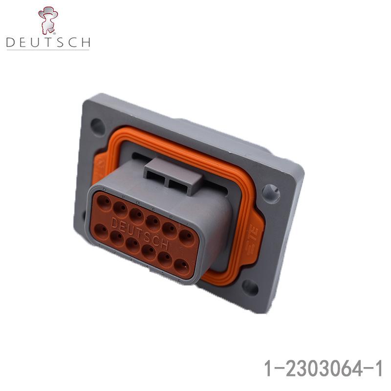 TE Giắc cắm Đầu nối ô tô AMP / TE TYCO Tyco 1- 2303064-1 Đầu nối 2303064-1