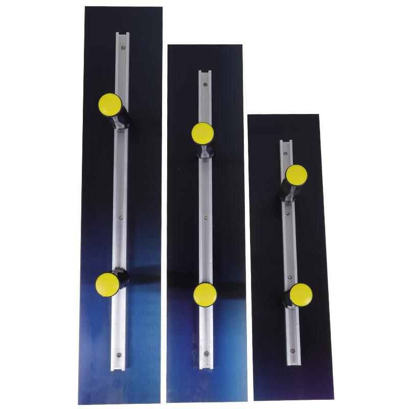 DAOCHOU Công cụ nghề mộc Đường thưởng đôi xử lý điều chỉnh tháo gỡ trowel tường làm sáng putty putty