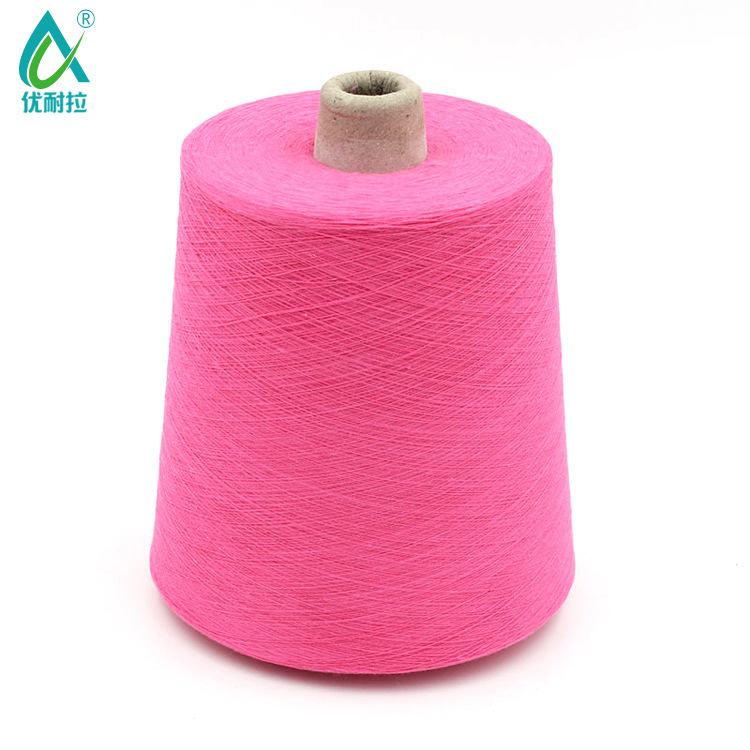 Sợi bông 80S / 2 sợi xoáy bảo vệ môi trường nhuộm sợi bông màu chải sợi bông mềm mại thân thiện với