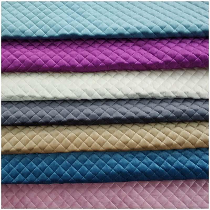 NLSX vải Đặc biệt lông cừu lông cừu Hà Lan phát hành bông nhồi bông dày chống trượt đệm vải vải bán
