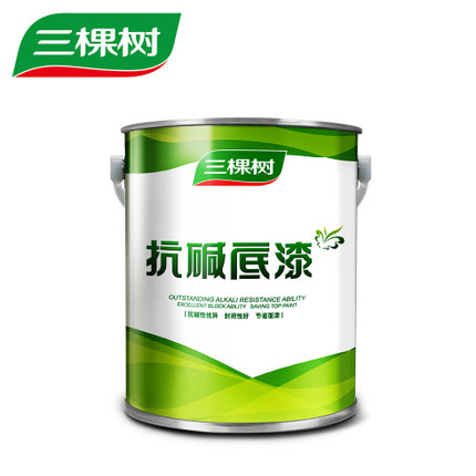 SKSHU  Sơn  Sơn cây ba màu sơn tường sơn phổ kiềm chống kiềm sơn nội thất sơn latex nhà tự sơn.