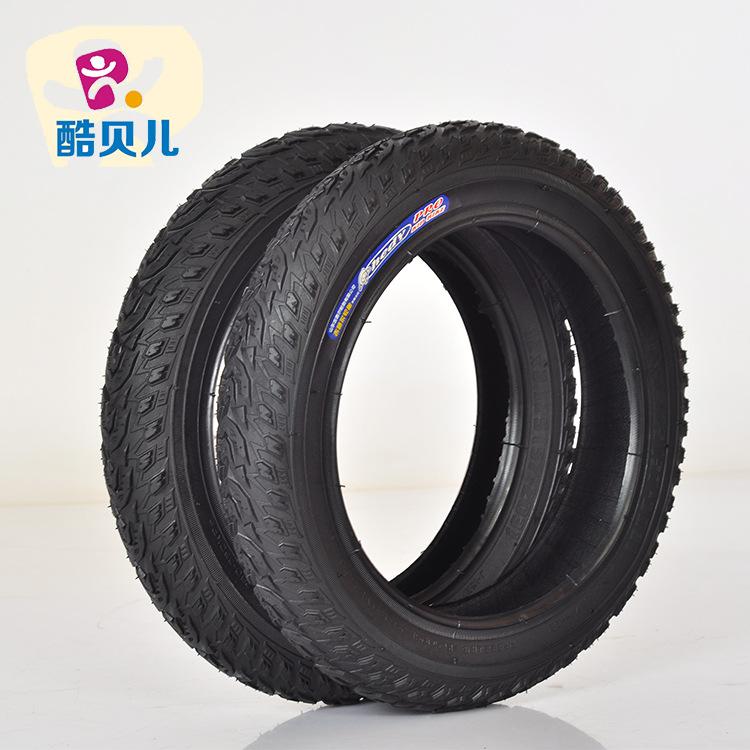 JILUER Cao su(lốp xe tải) Lốp xe đạp trẻ em 12 -20 inch 2.125 / 2.4 Gyr