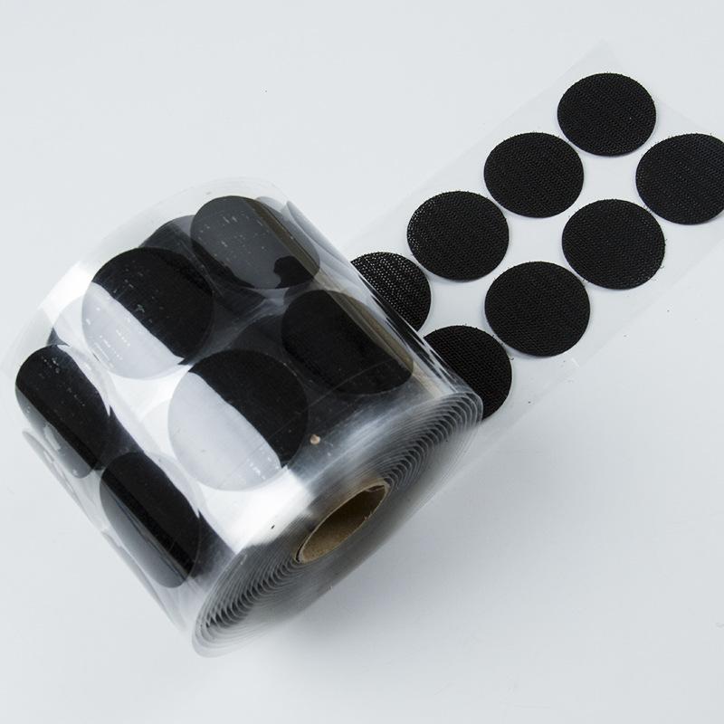 XINWEI Khoá dán Các nhà sản xuất sản xuất Velcro nylon tự dính tròn