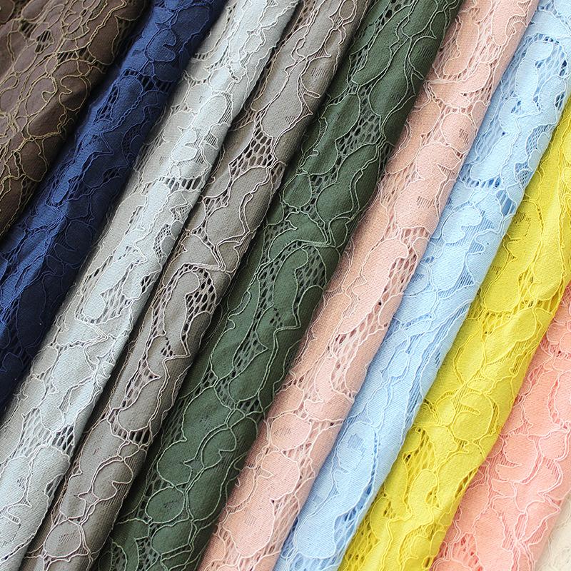 DUOLONG Vải dệt may 8086 Mô hình nổ xuyên biên giới Quần áo thời trang tinh khiết Quần áo Đồ lót Dệt