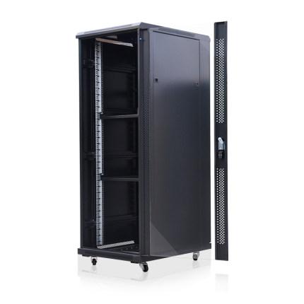 LAIE Cán nguội Tủ lạnh cán chất lượng cao 1.6 mét tủ máy chủ 1600 * 600 * 800 tủ máy chủ 32u tủ sang
